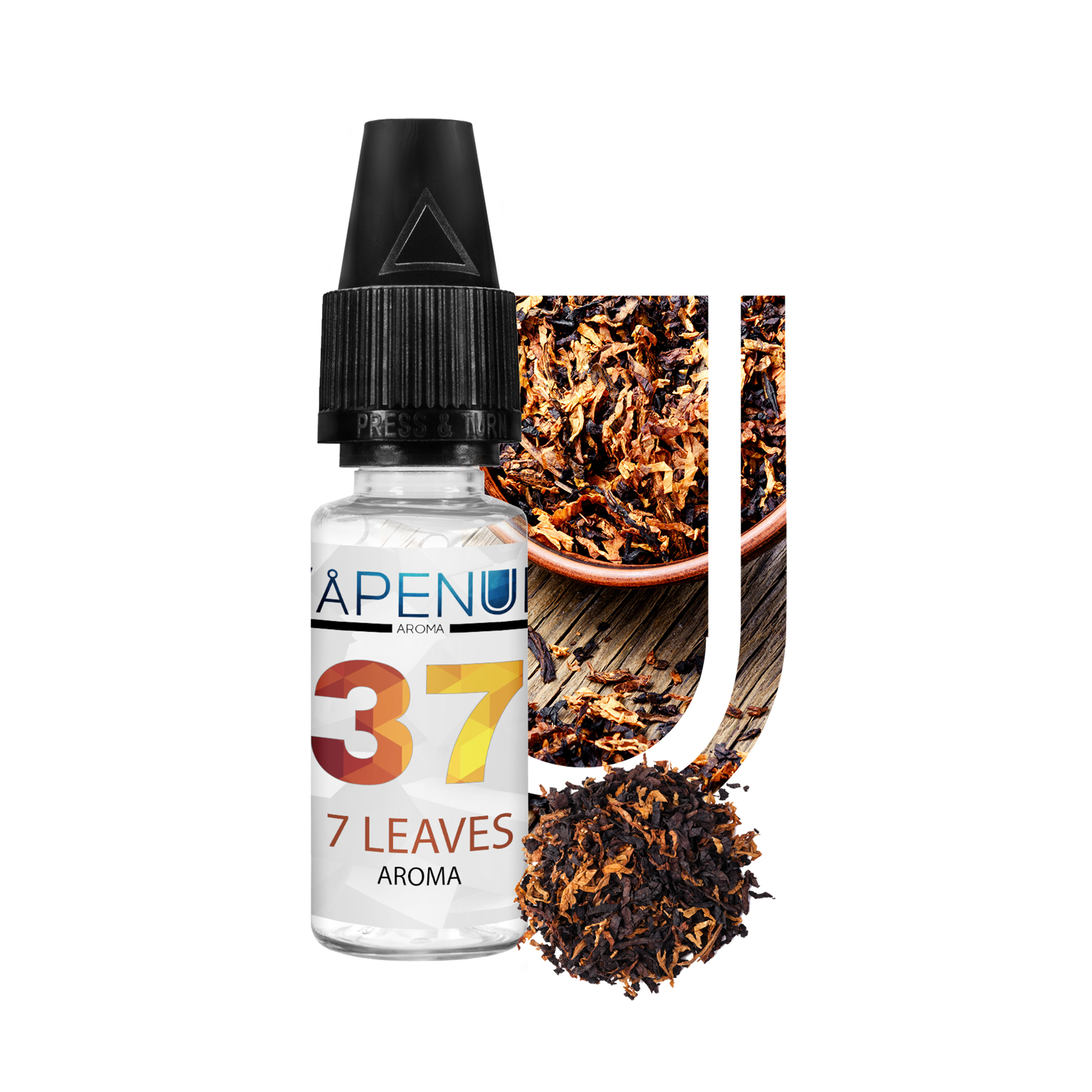 37 - 7 Leaves Aroma by Vapenum