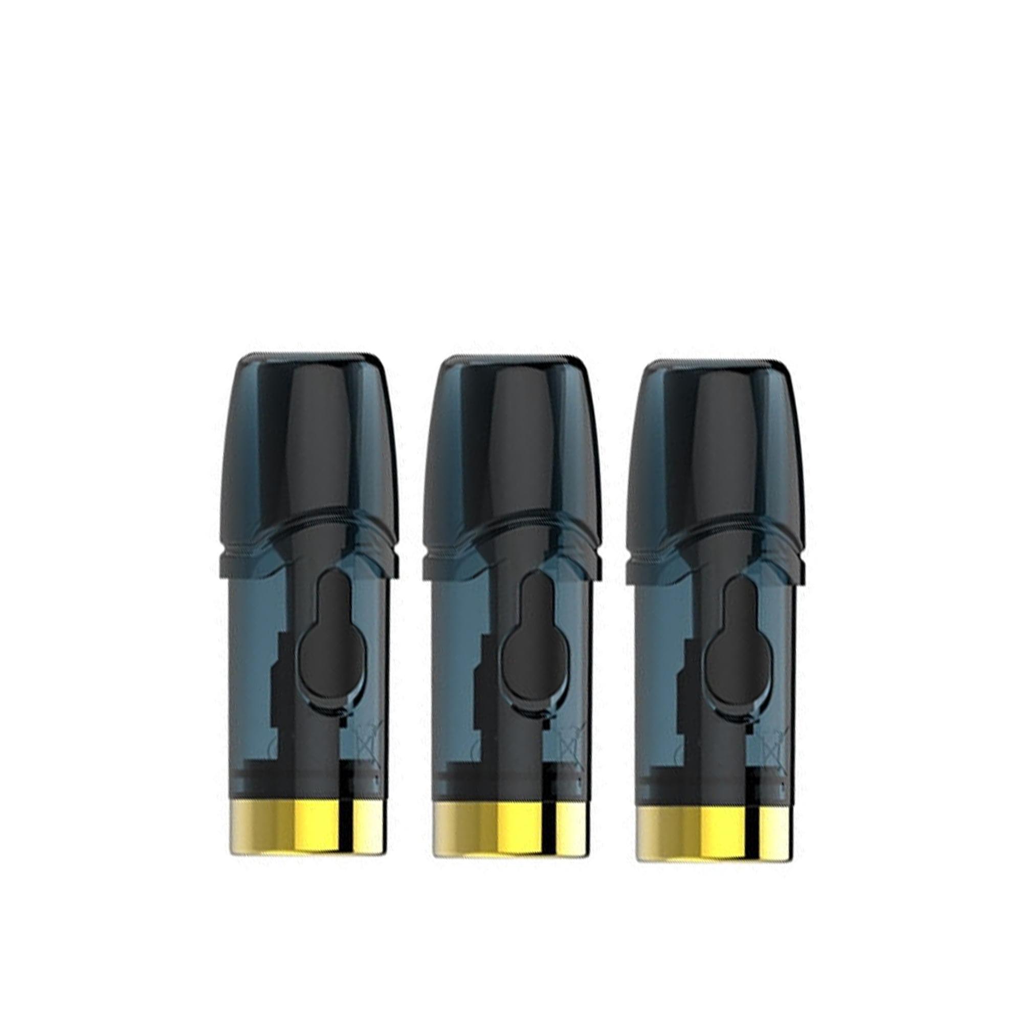 Quawins Vstick Pro Pod 2 ml 1.35 Ohm 3er Pack inklusive 3 Filter