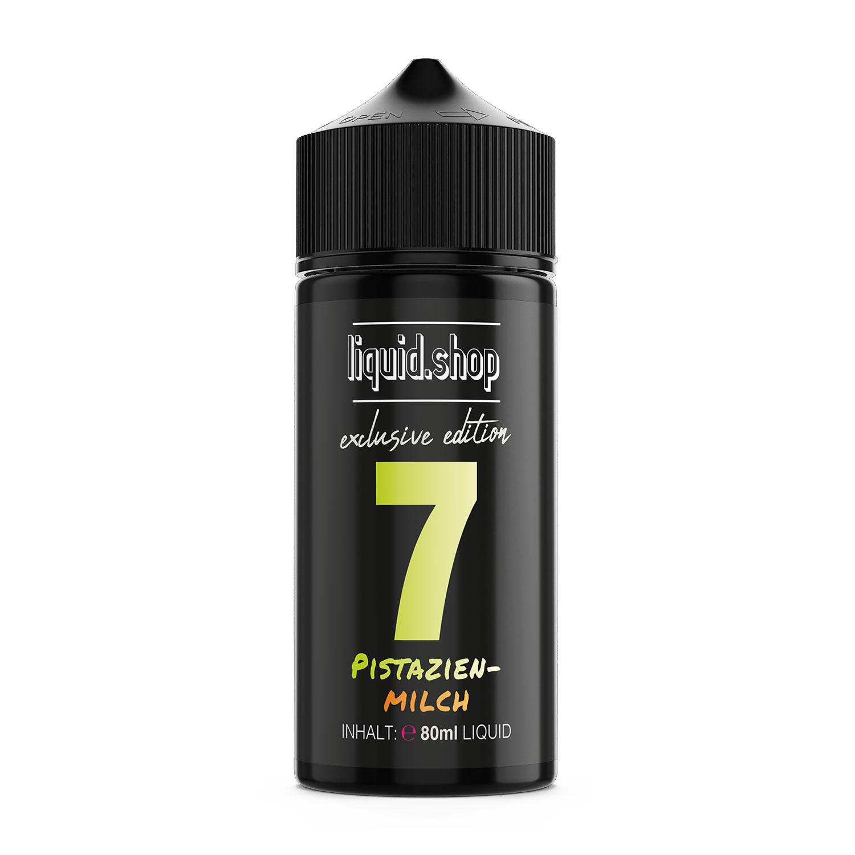 #7 Pistazienmilch Liquid