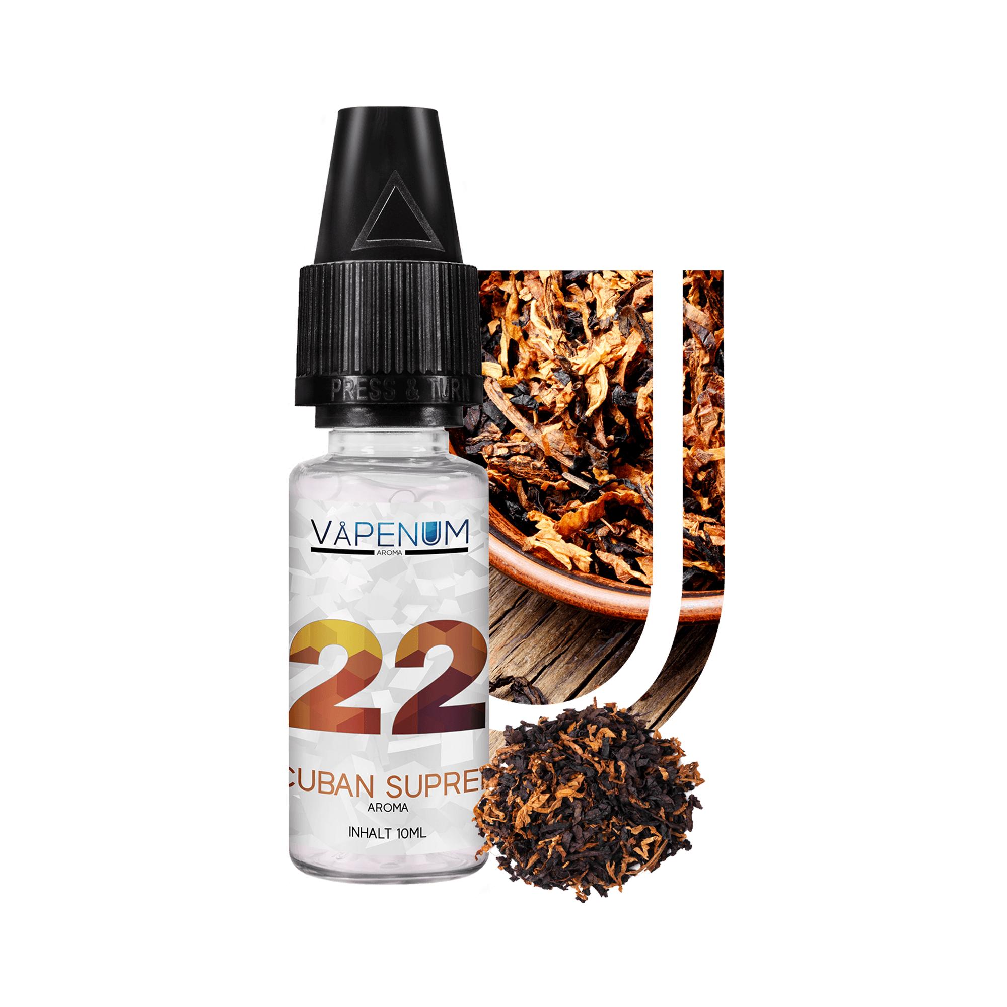 22 - Cuban Supreme Aroma by Vapenum