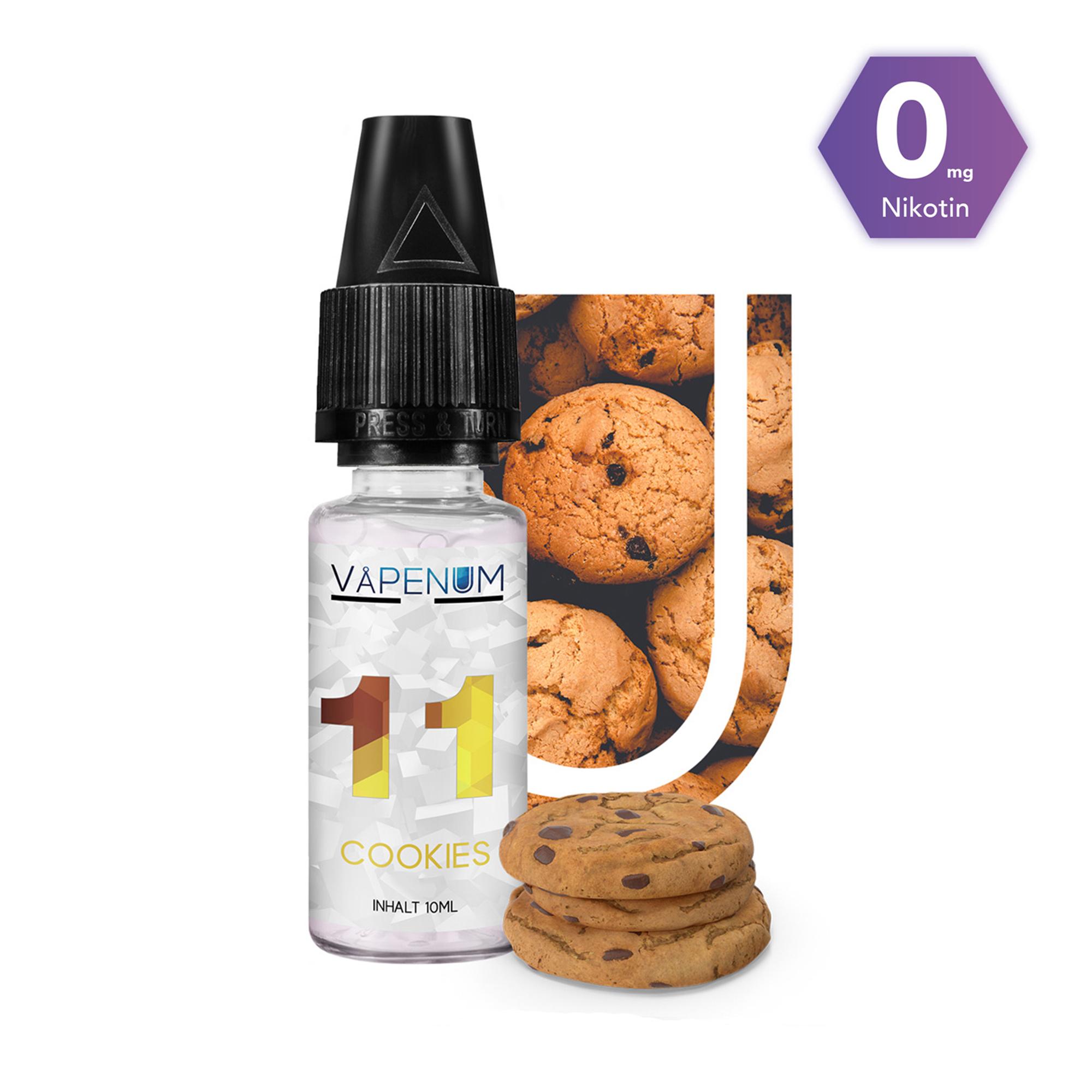 11 - Cookies Liquid by Vapenum