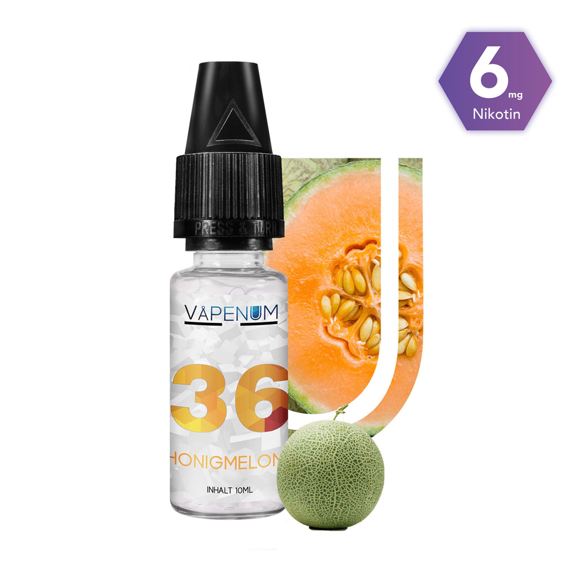 36 - Honigmelone Liquid by Vapenum 6mg