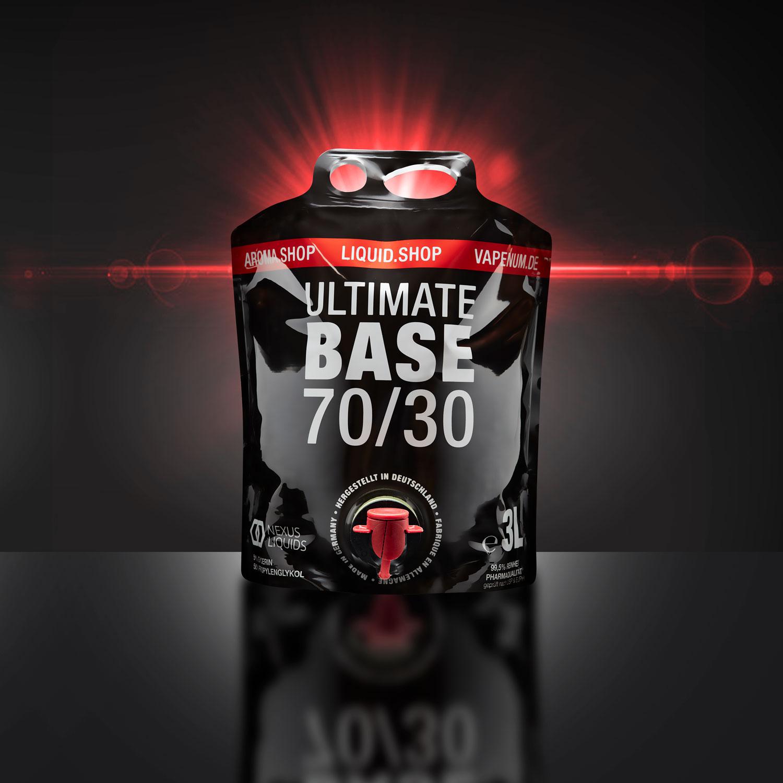 Ultimate Base 3L Bag-in-Box (BIB) - 70VG/30PG